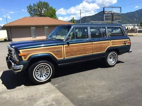 1990 Jeep Grand Wagoneer for sale in Beverly Hills, CA