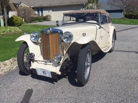 1949 MG TF for sale in Beverly Hills, CA
