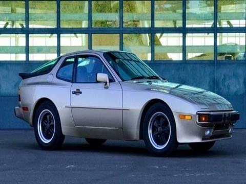 1985 porsche 944 value