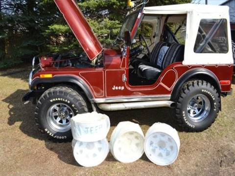 1979 Jeep CJ-5 for sale in Beverly Hills, CA