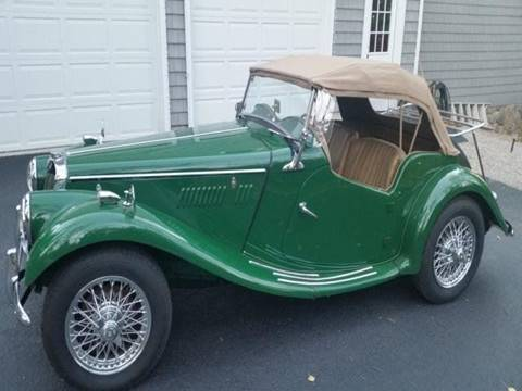 1954 MG TF for sale in Beverly Hills, CA