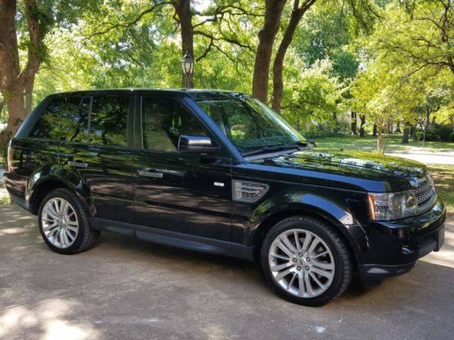 Used Range Rover Sport >> Used Land Rover Range Rover Sport For Sale Cargurus