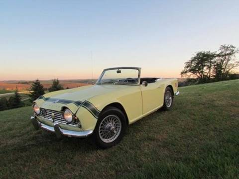 1963 Triumph TR6 for sale in Beverly Hills, CA