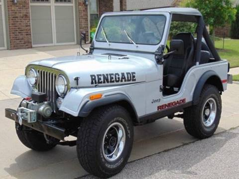 1978 Jeep CJ-5 for sale in Beverly Hills, CA