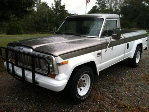 1981 Jeep J-10 Pickup for sale in Beverly Hills, CA