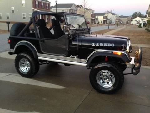 1983 Jeep CJ-7 for sale in Beverly Hills, CA