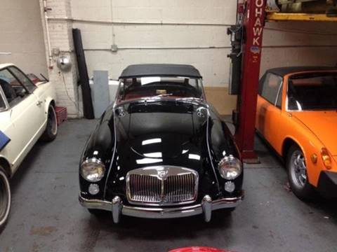 1962 MG TD for sale in Beverly Hills, CA