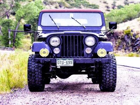 1980 Jeep CJ-5 for sale in Beverly Hills, CA
