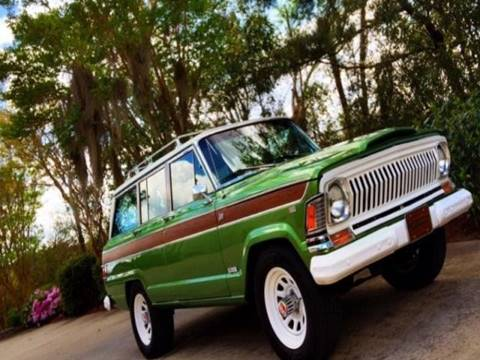 1970 Jeep Wagoneer for sale in Beverly Hills, CA