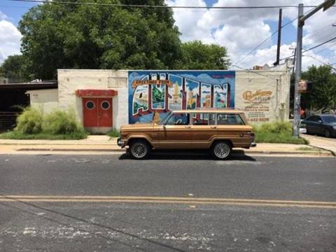 1983 Jeep Wagoneer for sale in Beverly Hills, CA