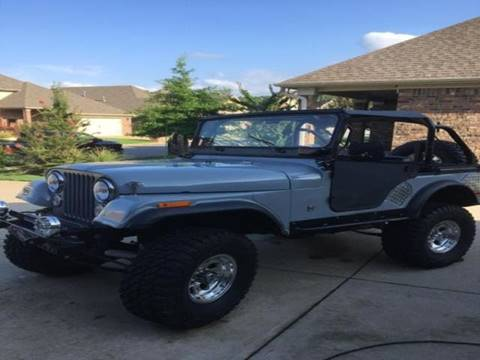 1971 Jeep CJ-5 for sale in Beverly Hills, CA