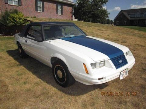 1983 Ford Mustang for sale in Shenandoah, IA