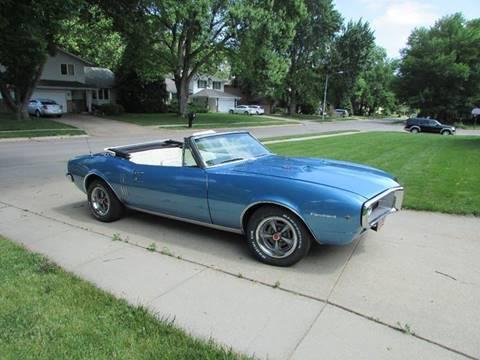 1967 Pontiac Firebird for sale in Shenandoah, IA