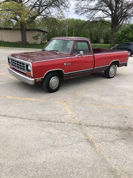 1981 Dodge RAM 150