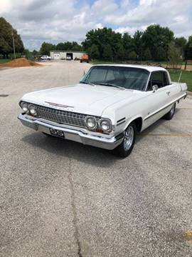 1963 Chevrolet Impala For Sale In Shenandoah Ia