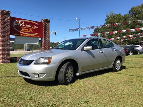 2008 Mitsubishi Galant for sale in Florence, SC