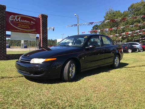 2002 Saturn L-Series for sale in Florence, SC