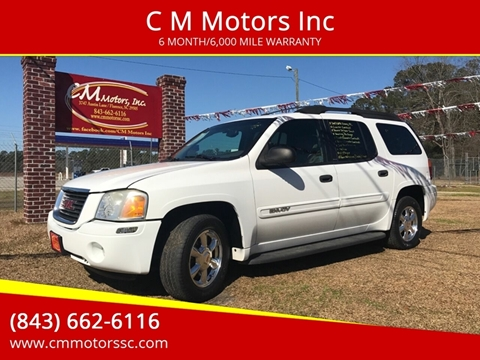 2003 GMC Envoy XL for sale in Florence, SC