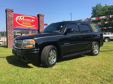 2006 GMC Yukon for sale in Florence, SC