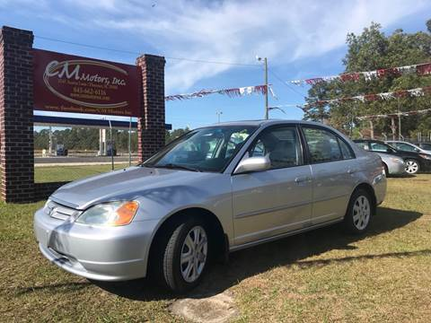 2003 Honda Civic for sale in Florence, SC