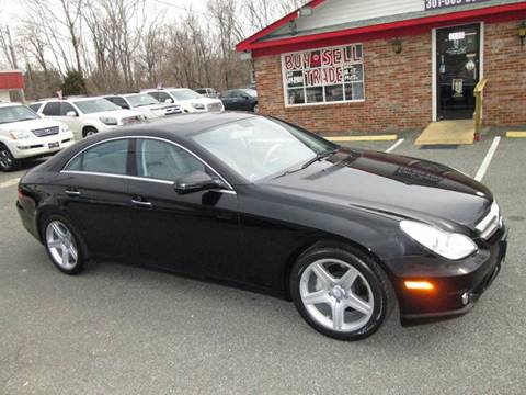 2011 Mercedes Benz Cls For Sale