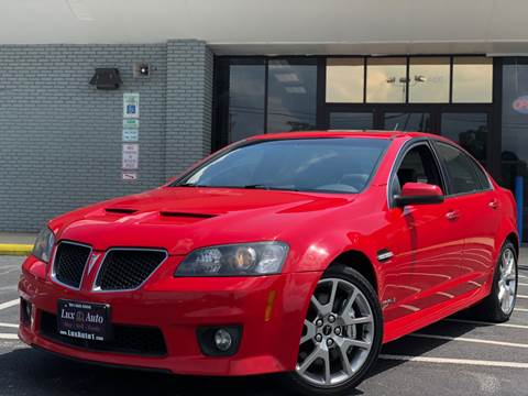 2009 Pontiac G8 for sale in White Plains, MD