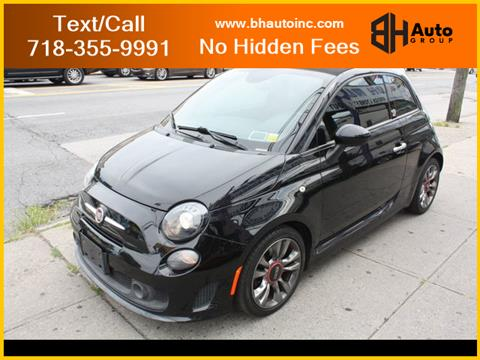 2014 FIAT 500c for sale in Brooklyn, NY