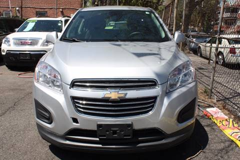 2015 Chevrolet Trax for sale in Brooklyn, NY