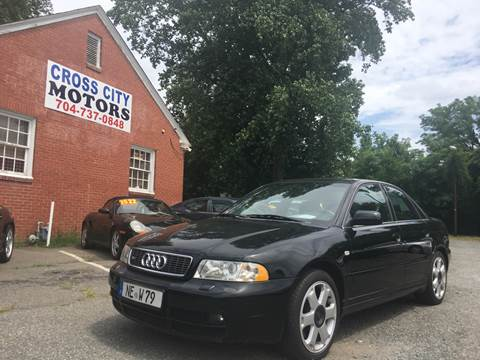 Audi S4 For Sale in Charlotte, NC - Cross City Motors