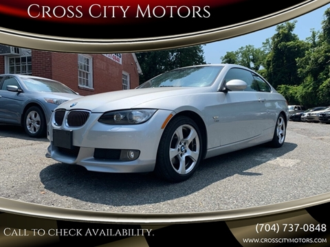 Bmw 3 Series For Sale In Charlotte Nc Cross City Motors