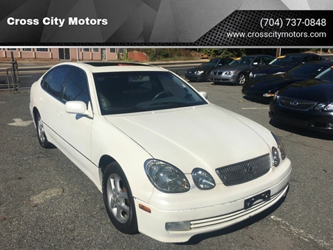 1998 Lexus GS 400 for sale in Charlotte, NC
