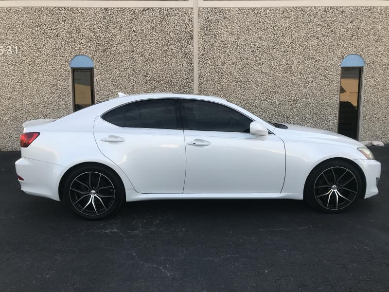 2008 Lexus IS 250 4dr Sedan 6M - Dallas TX