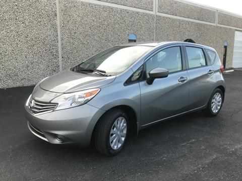 2015 Nissan Versa Note for sale at Evolution Motors LLC in Dallas TX