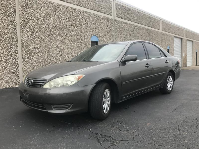 2006 Toyota Camry for sale at Evolution Motors LLC in Dallas TX