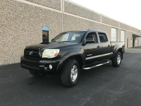 2007 Toyota Tacoma for sale at Evolution Motors LLC in Dallas TX
