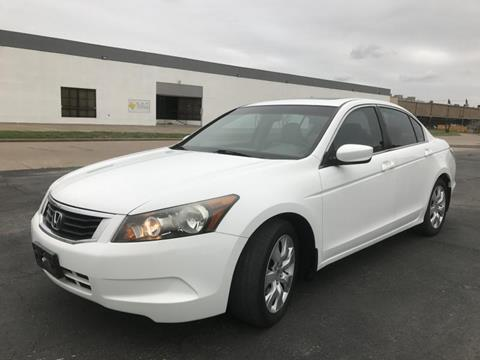 2009 Honda Accord for sale at Evolution Motors LLC in Dallas TX