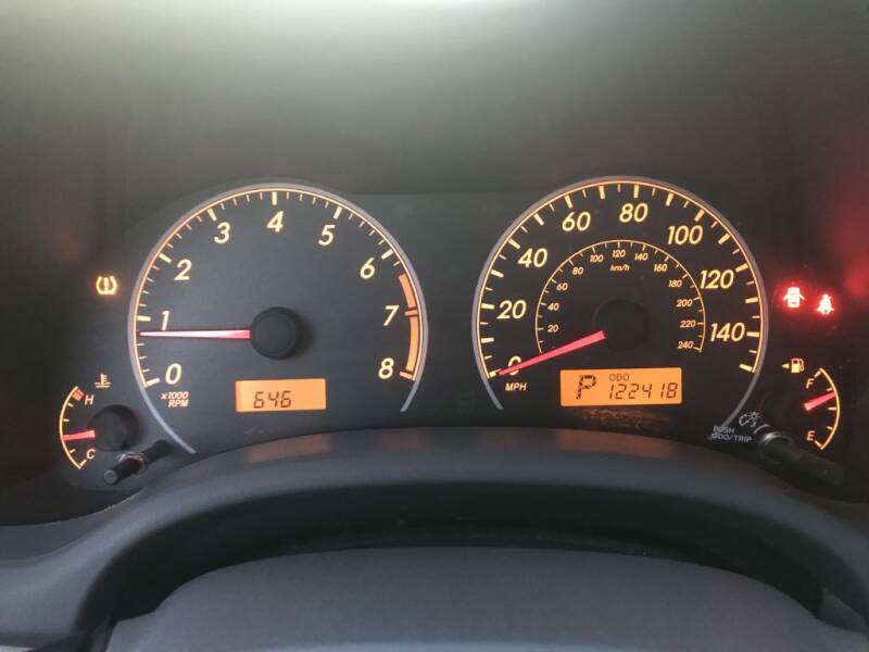 2009 Toyota Corolla LE 4dr Sedan 4A - Dallas TX