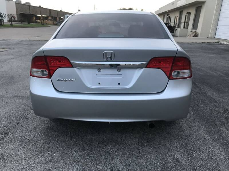 2010 Honda Civic EXL - Dallas TX