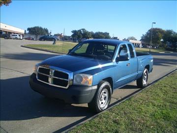 2006 Dodge Dakota for sale at Evolution Motors LLC in Dallas TX