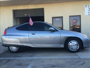 2006 Honda Insight for sale at Evolution Motors LLC in Dallas TX