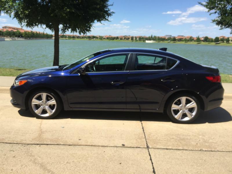 2015 Acura ILX for sale at Evolution Motors LLC in Dallas TX