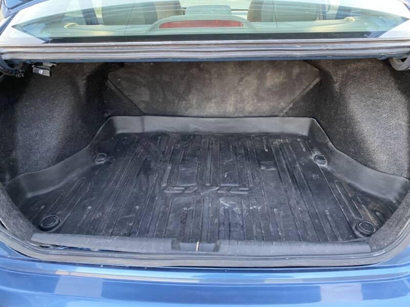2011 Honda Civic LX 4dr Sedan 5A - Dallas TX