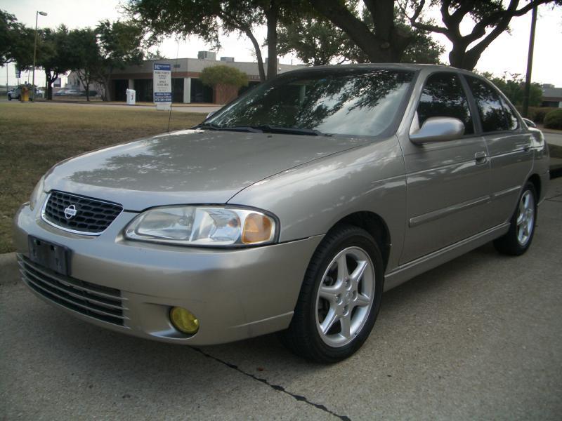 2001 Nissan Sentra for sale at Evolution Motors LLC in Dallas TX