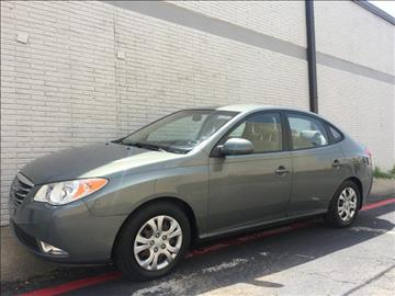 2010 Hyundai Elantra for sale at Evolution Motors LLC in Dallas TX