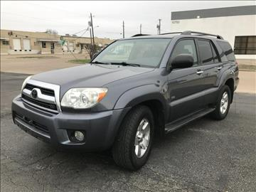 2006 Toyota 4Runner for sale at Evolution Motors LLC in Dallas TX