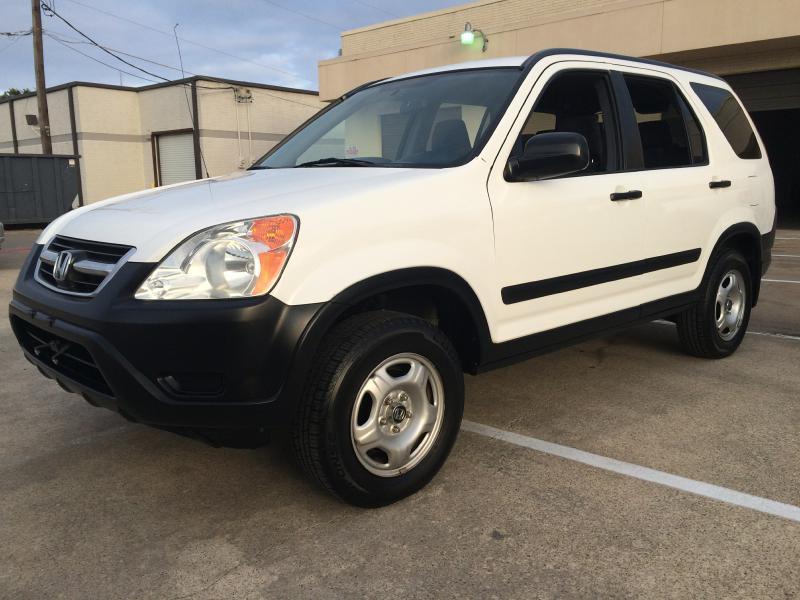 2003 Honda CR-V for sale at Evolution Motors LLC in Dallas TX