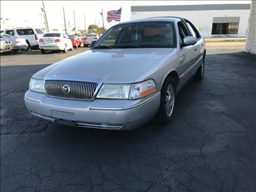 2005 Mercury Grand Marquis for sale at Evolution Motors LLC in Dallas TX