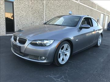 2007 BMW 3 Series for sale at Evolution Motors LLC in Dallas TX