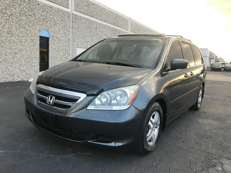 2006 Honda Odyssey for sale at Evolution Motors LLC in Dallas TX