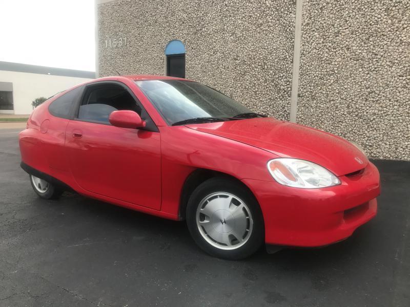 2000 Honda Insight for sale at Evolution Motors LLC in Dallas TX
